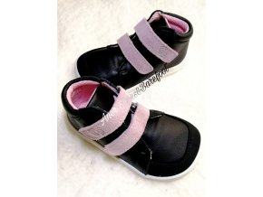 Baby Bare Fall Black Pink