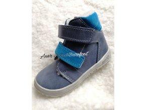 Jonap barefoot zimni B4 modra