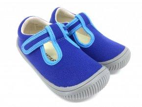 protetika barefoot kirby blue papuce