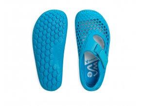 Vivobarefoot Ultra Kids Blue Wave 1