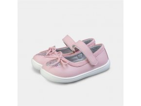 little blue lamb pia pink sweetie barefoot baby 2