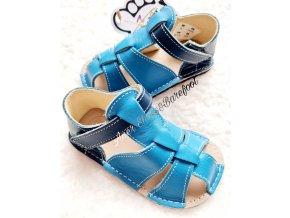 Zeazoo Goby barefoot navy blue