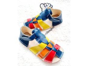 Zeazoo barefoot Marlin Colored sandálky