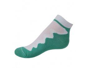 Vseproboty ponožky světlá zelená light green