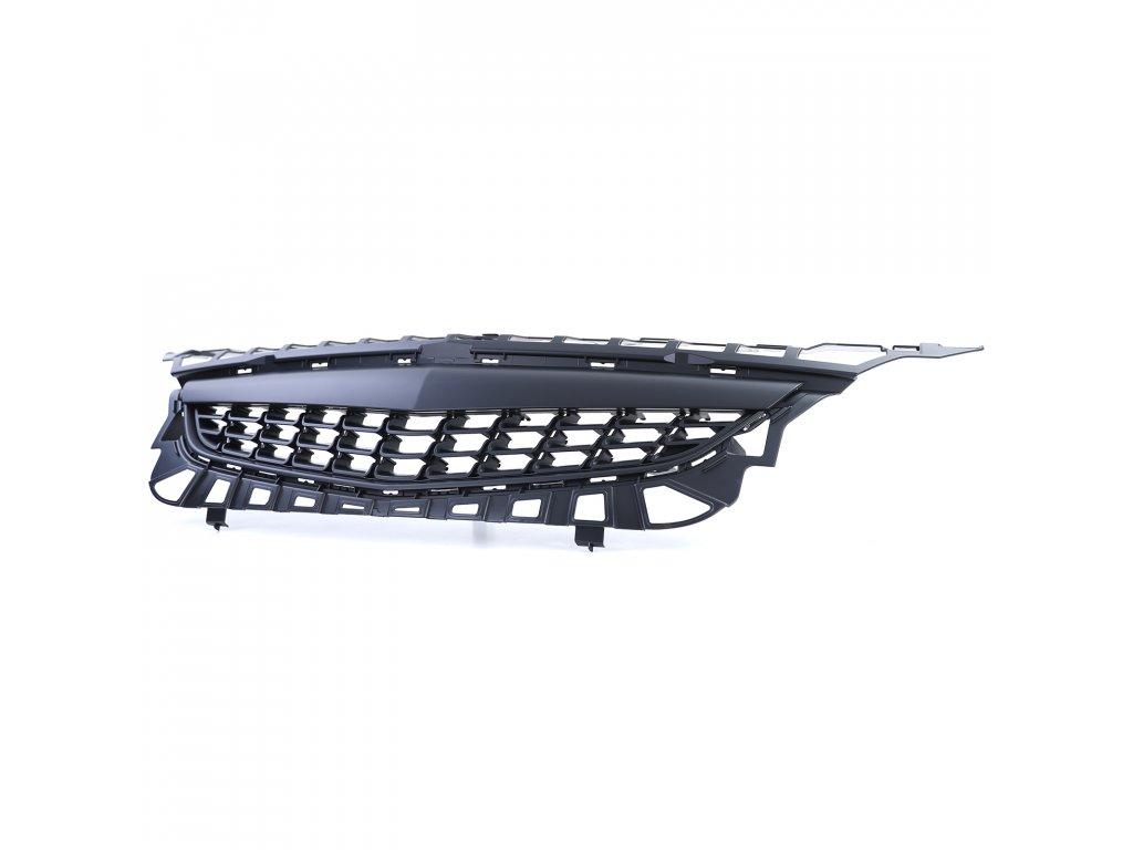Predná maska pre Opel Astra J od rv.09-12 čierna