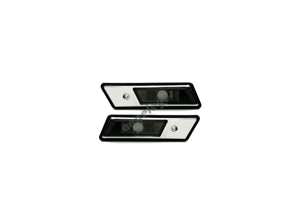 BMW E36 do rv.96 ,E34,E32 bočné smerovky zatmavené s...
