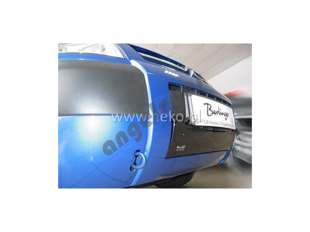 Zimná clona Citroen Berlingo I facelift , Peugeot Partner I...