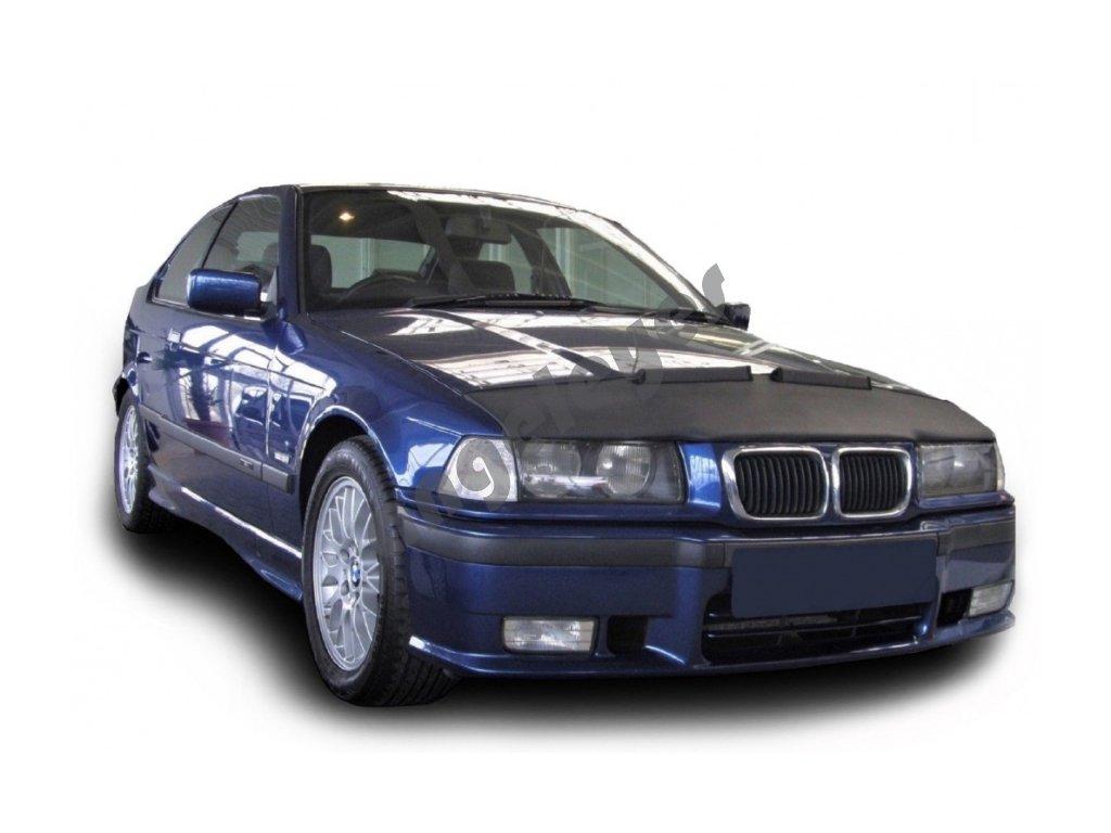 Kožený kryt kapoty BMW E36