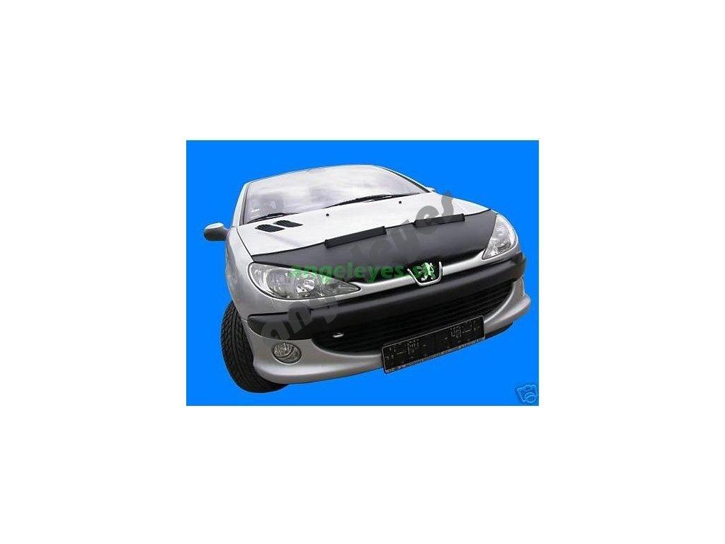 Peugeot 206 koženy kryt kapoty, rv. 98-09