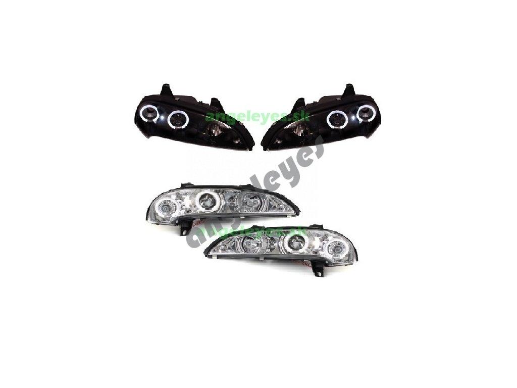 Opel Tigra Angel Eyes číre