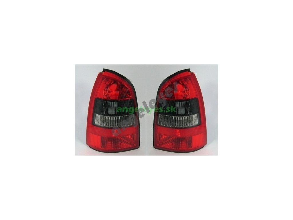 Opel Vectra B Caravan zadné svetlá