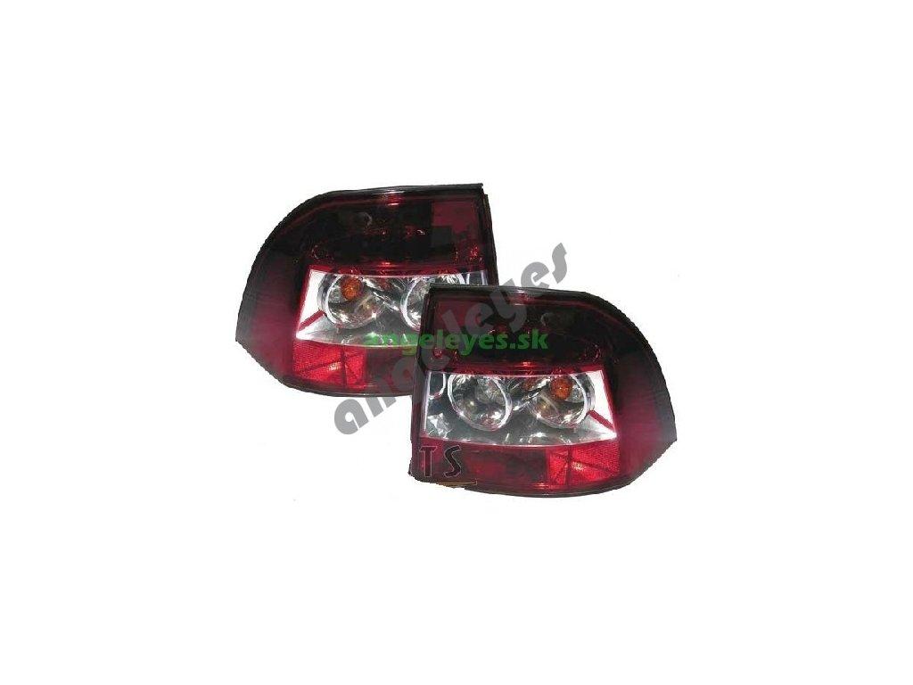 Opel Vectra B zadné červeno-číre svetlá, rv. 95-98