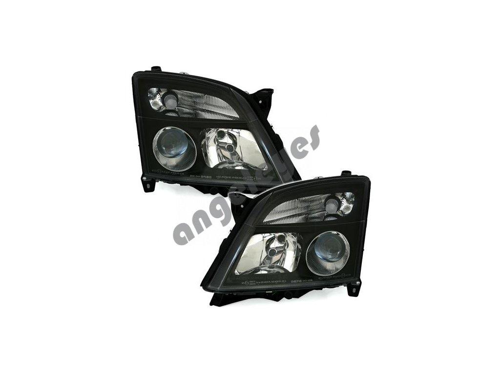 Opel Vectra C rv 4/02-7/05, Signum rv 5/03-9/05 čierne svetlá