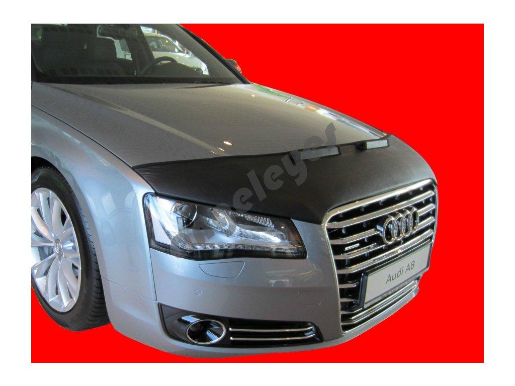 Kožený kryt kapoty Audi A8, rv. 2010-
