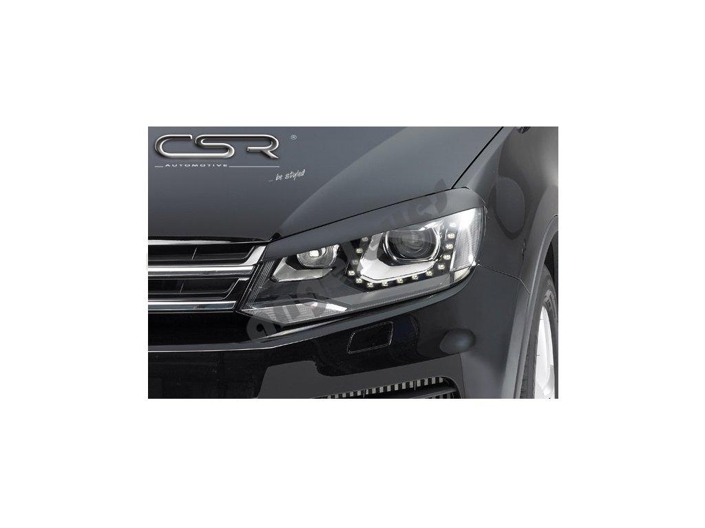 VW Touareg mračítka, od rv. 2010-2018