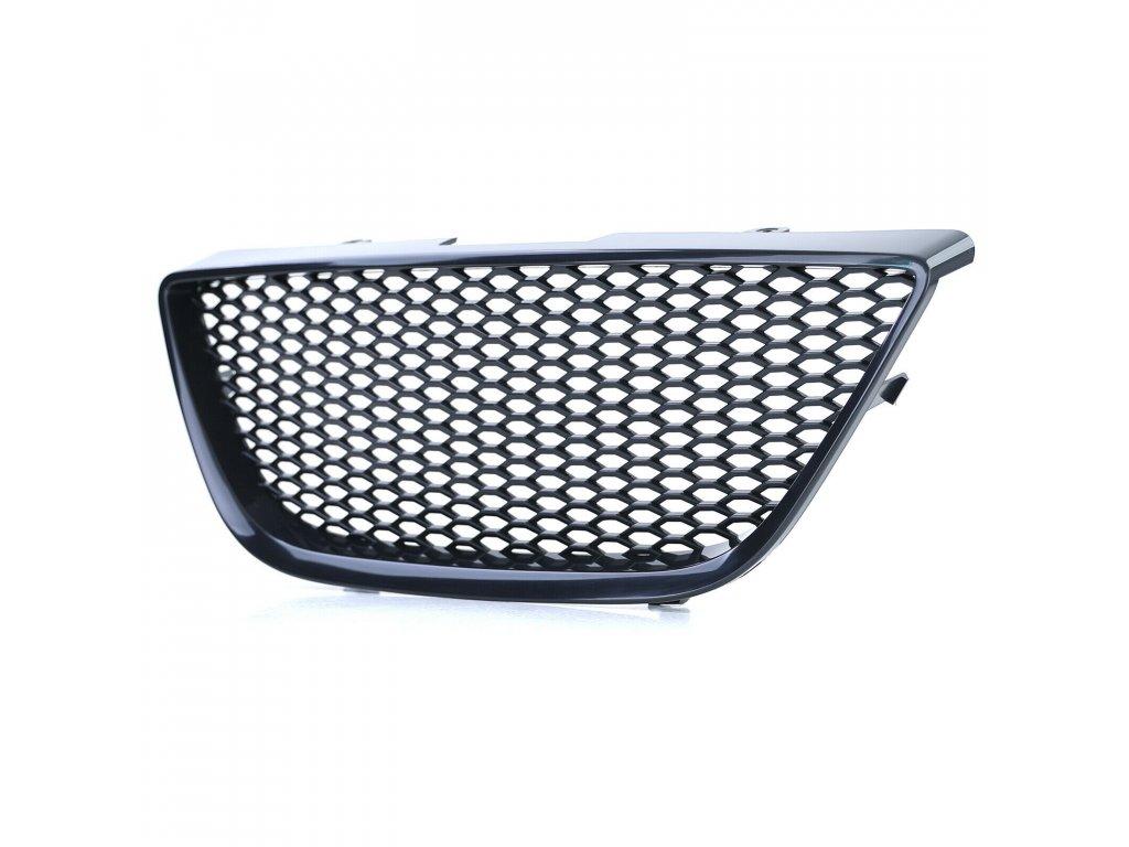 Seat Ibiza predná čierna maska od rv. 08