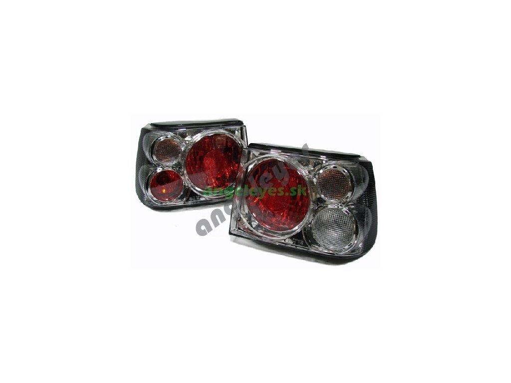 Zadné svetlá pre Seat Ibiza rv. 96-99 chrómové