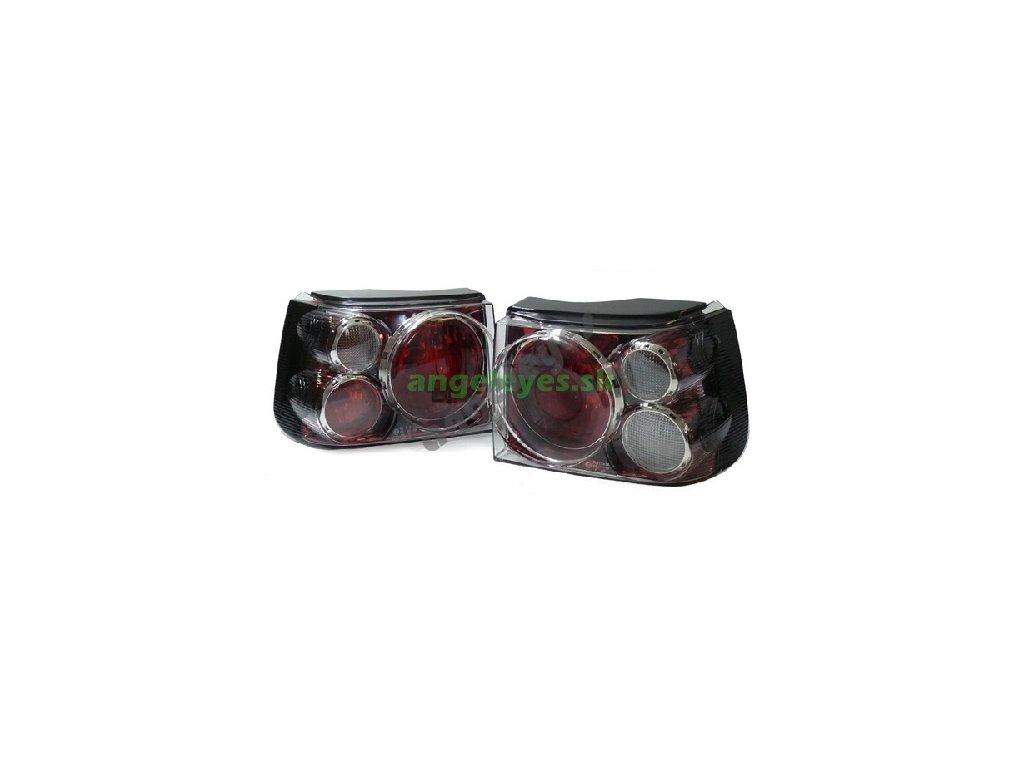Zadné svetlá pre Seat Ibiza rv. 96-99 červené