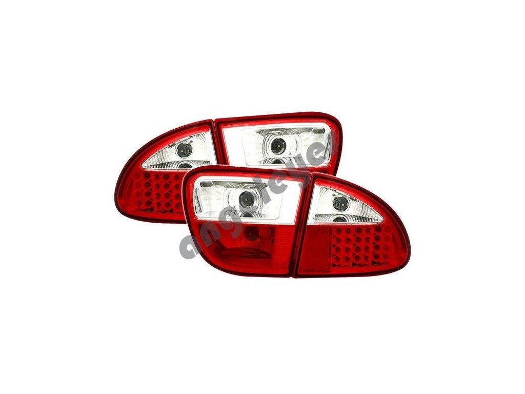 Seat Leon zadné LED svetlá