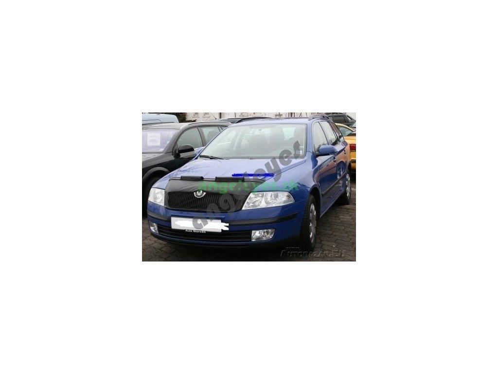 Škoda Octavia 2 1Z kožený kryt kapoty rv. 2005-2008
