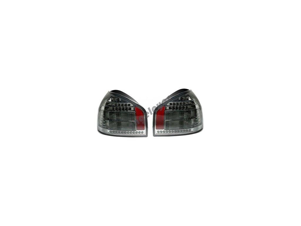 Audi A3 8L zadné LED svetlá dymové