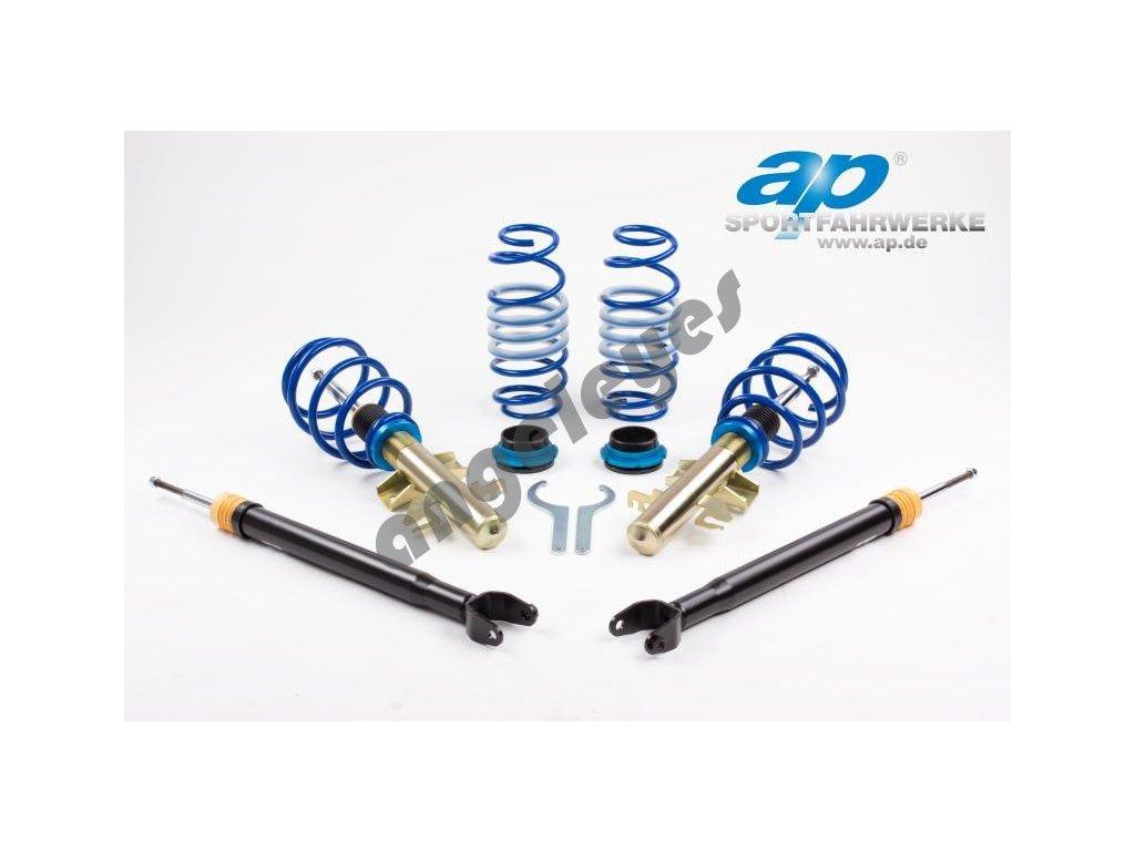 Nastaviteľný podvozok pre rv 98-04 Ford Focus značky AP