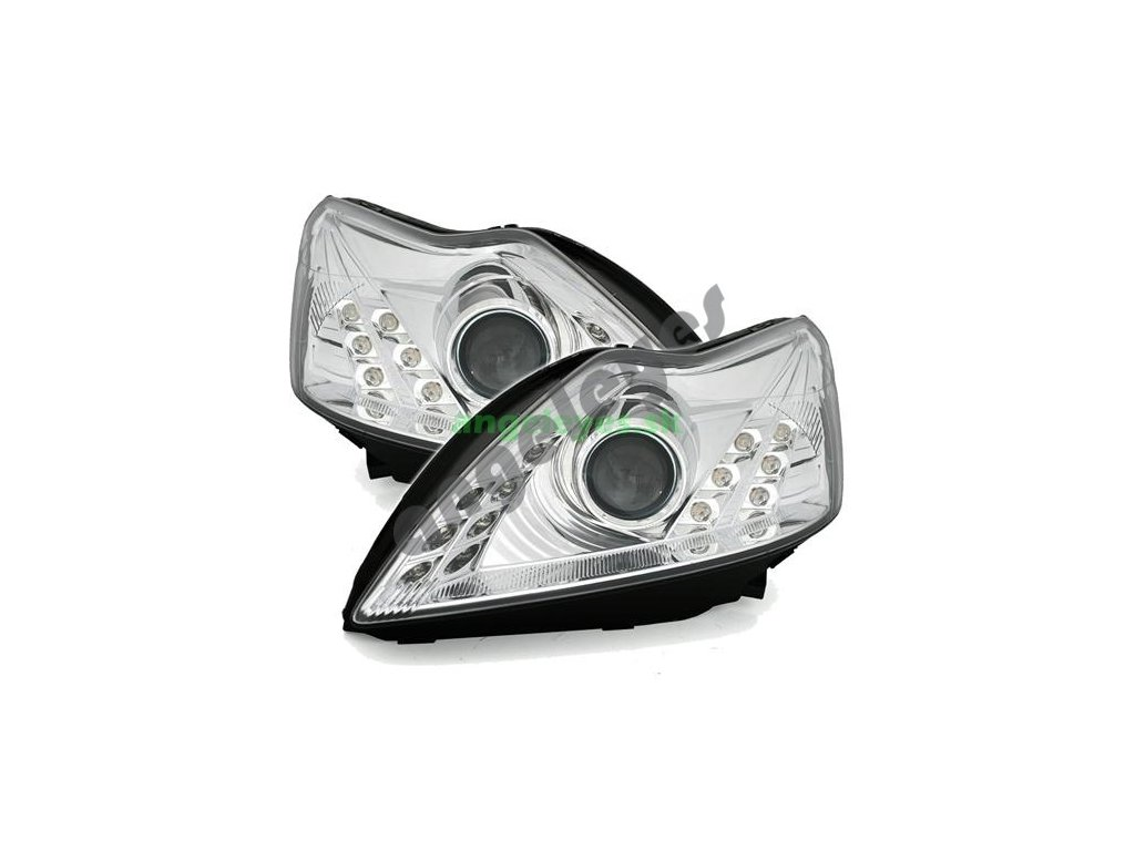 Predné svetlá s LED Ford Focus 2008-2011