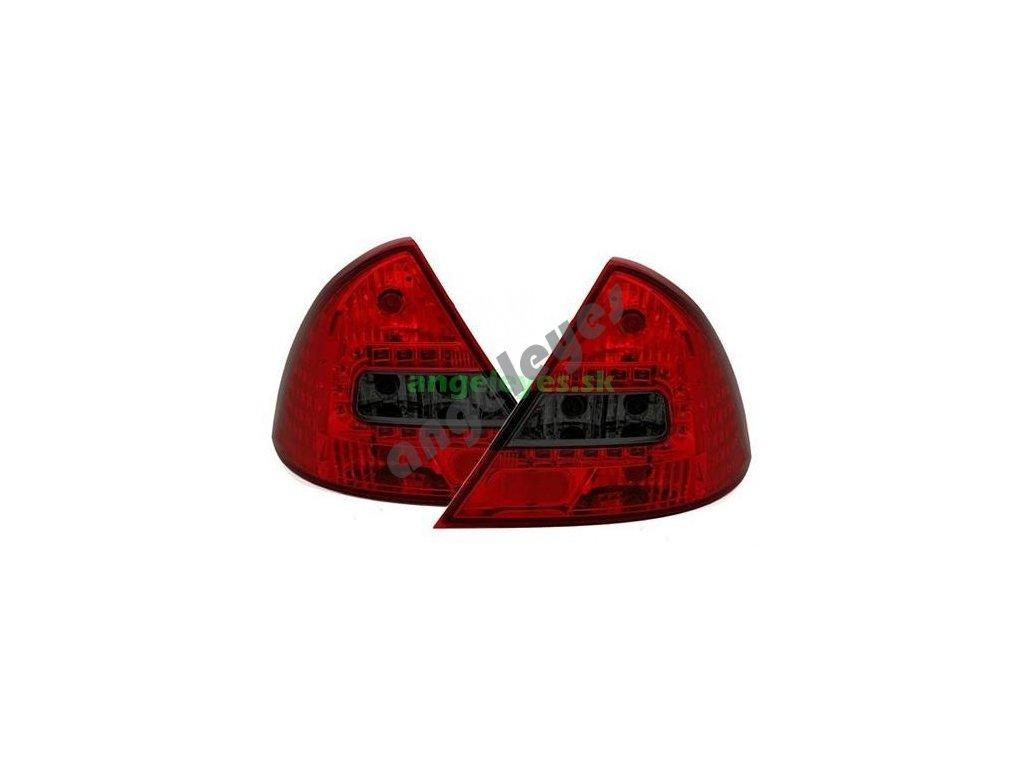 Mondeo MK3 limuzina zad. červeno čierne