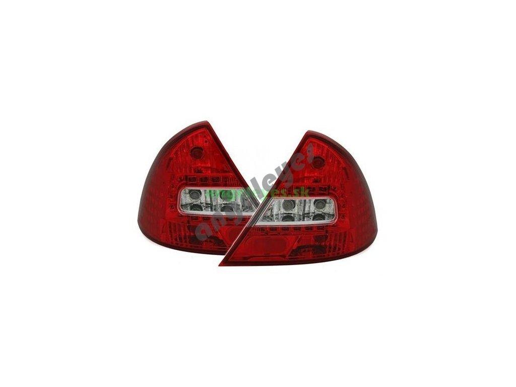 Mondeo MK3 limuzina zad. červeno biele