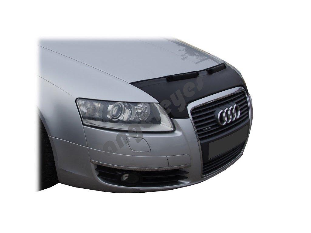Audi A6 C6 4F kožený kryt kapoty, od rv. 2004-2011