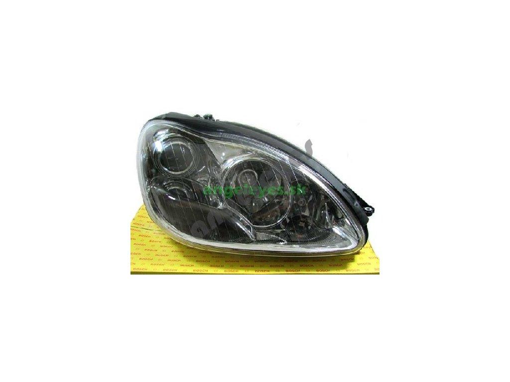 Predné svetlá originál Bosch xenon MB W220 od rv 02