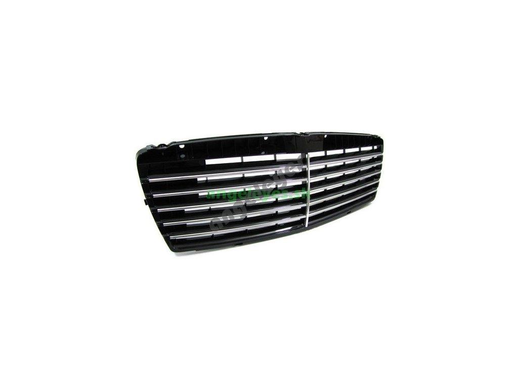 Mercedes E W210 predná maska Avantgarde bez okrajov, rv. 95-99