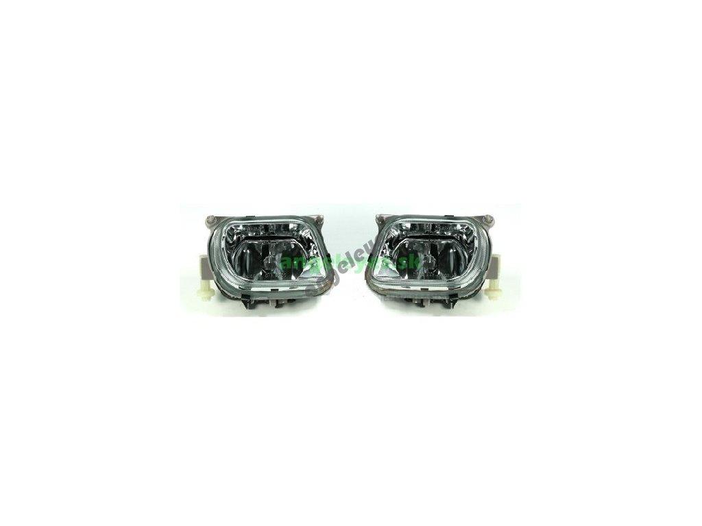 E W210 95-99 hmlovky