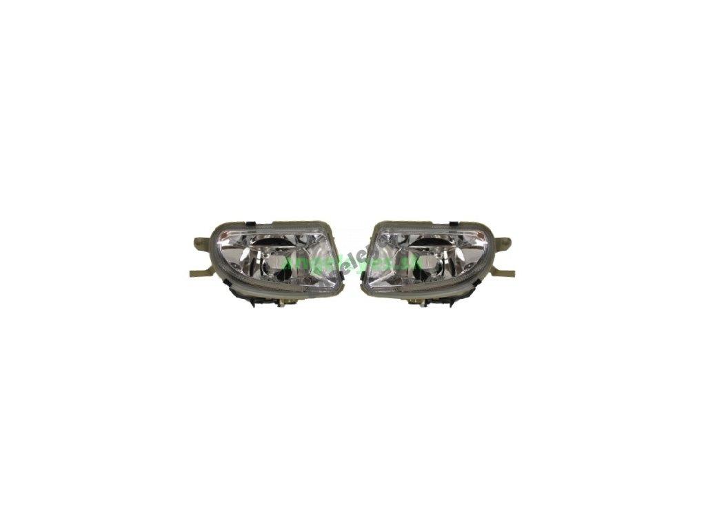 E W210 hmlovky 99-02