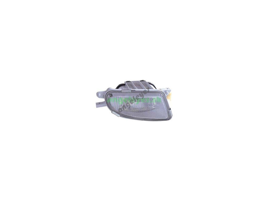 Mercedes W210 E, pravá hmlovka, rv. 99-02