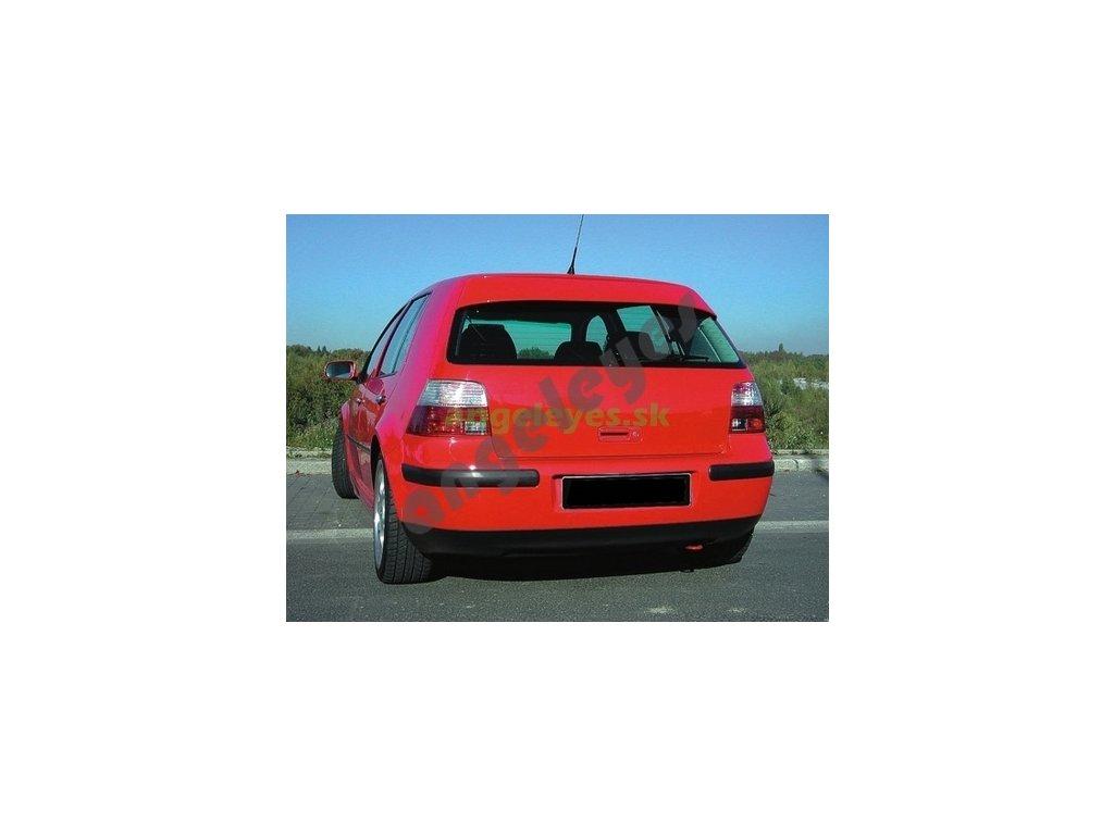 VW Golf 4 oknová lišta - predĺženie strechy