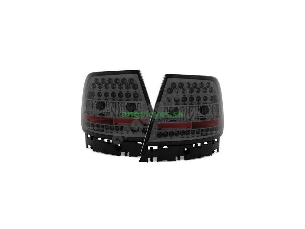 Audi A4 B5 rv. 94-00 zadné LED zatmavené
