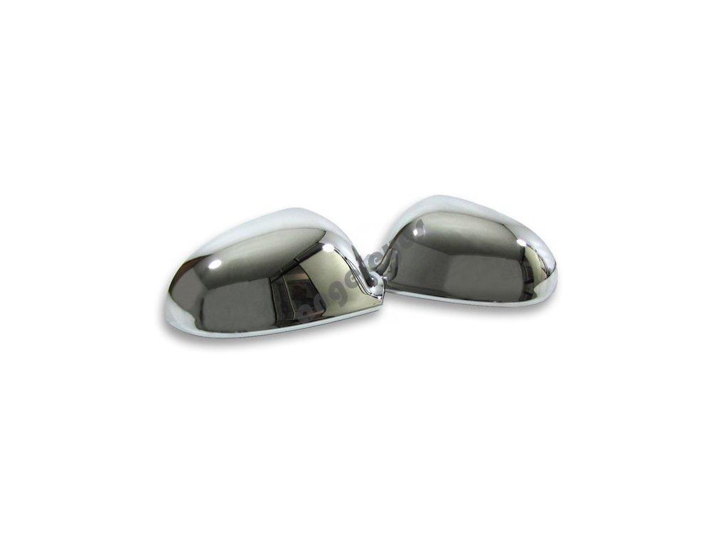 Chrómové kryty zrkadiel pre VW Golf 5/6, Passat 3BG, VW Sharan
