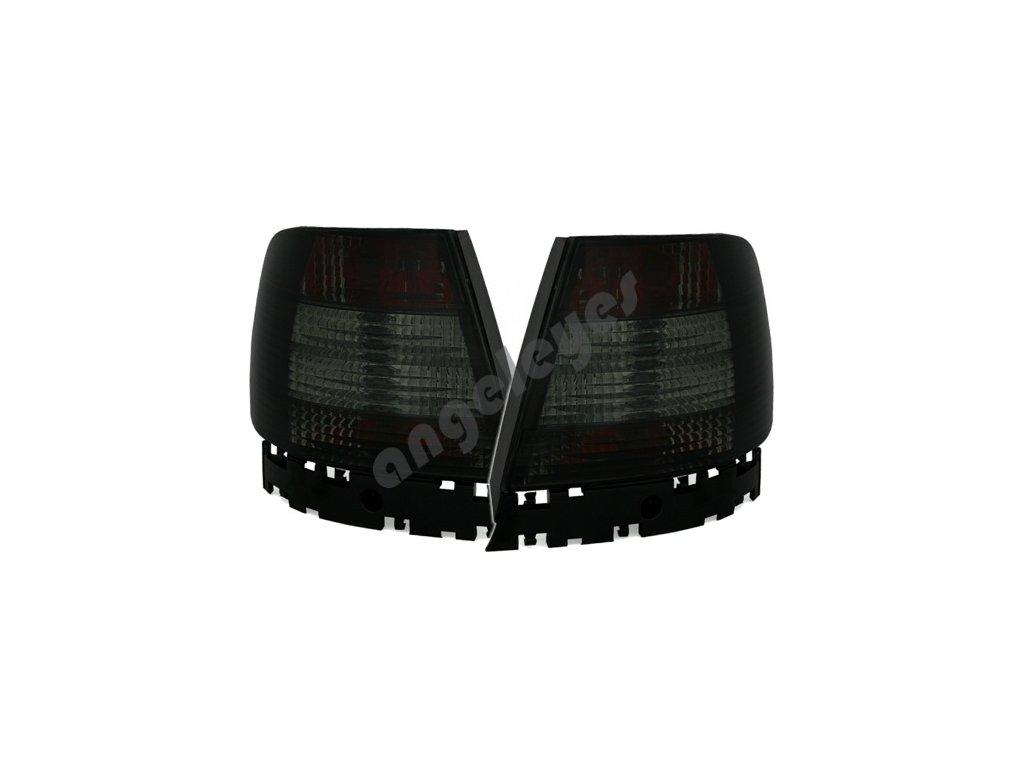 Audi A4 B5 zadné svetlá čierne