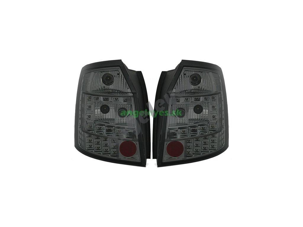 A4 00-04 Avant zadné LED zatmavené