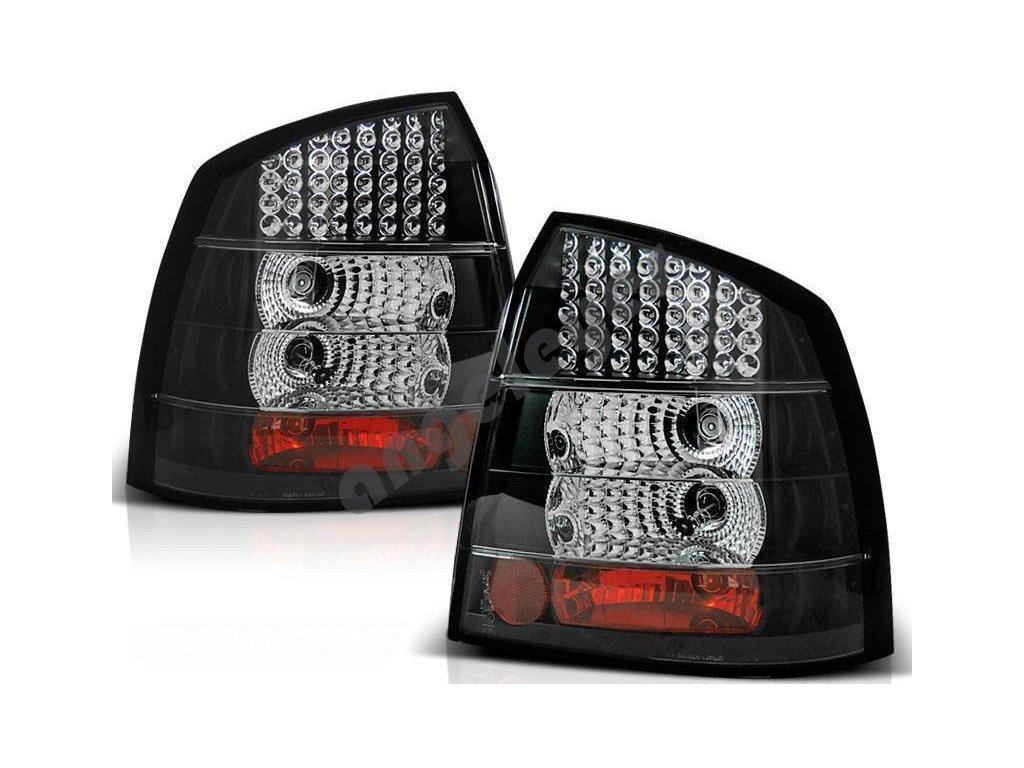 Opel Astra G zadné svetlá s LED