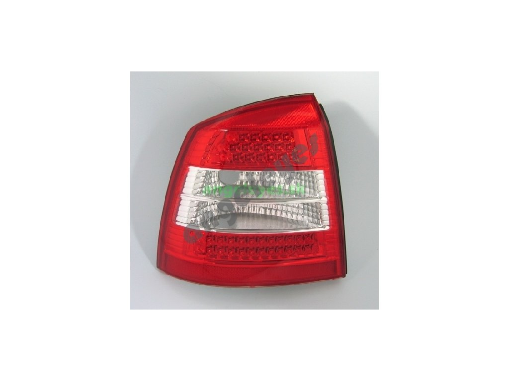 Opel Astra G zadné LED svetlá