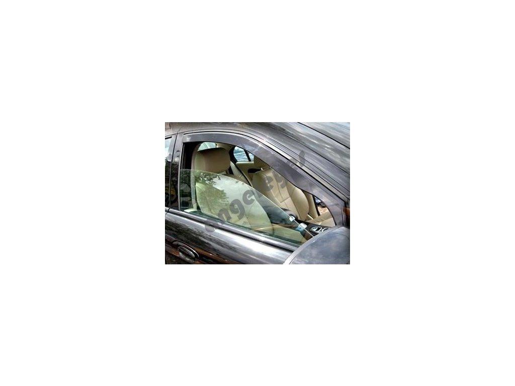 Deflektory na okná pre Audi Q7, 4ks