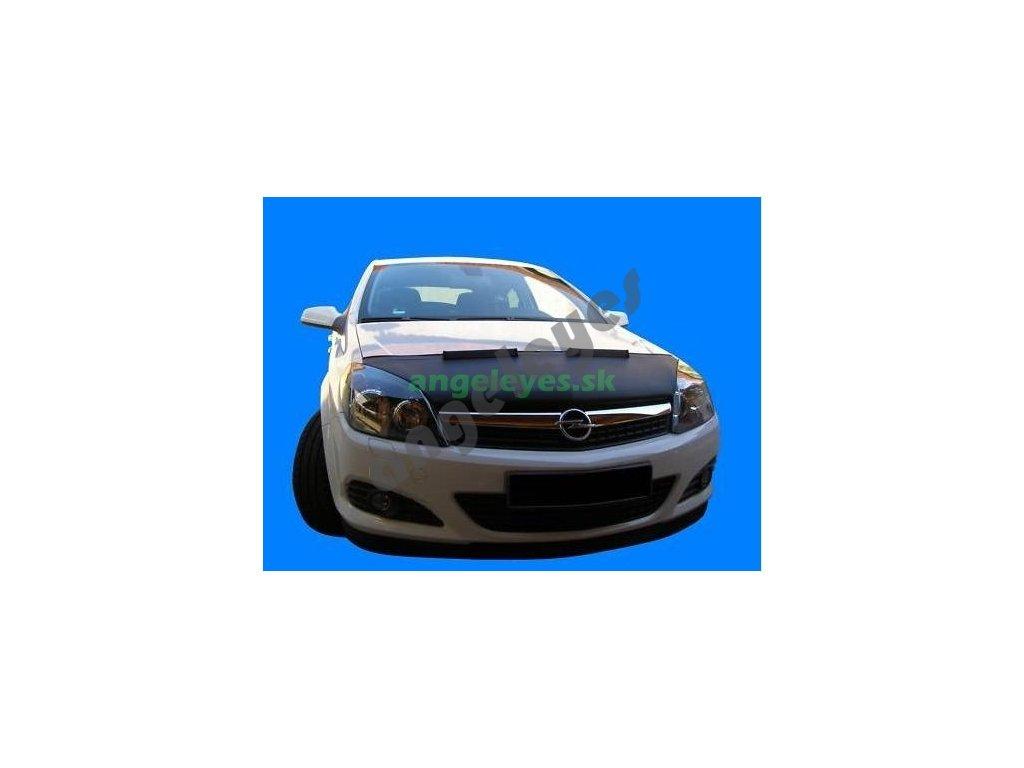 Opel Astra H kožený kryt kapoty, rv. 04-10