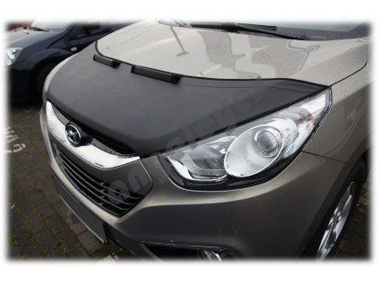 Hyundai IX35 kožený kryt kapoty