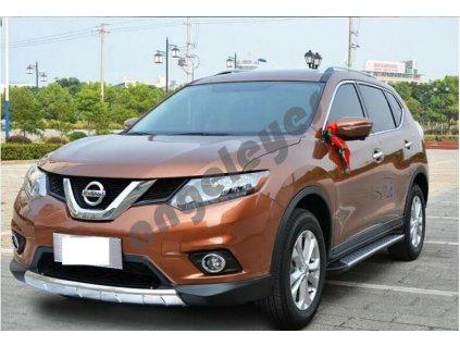 Násady na nárazníky pre Nissan X-Trail, Spojler