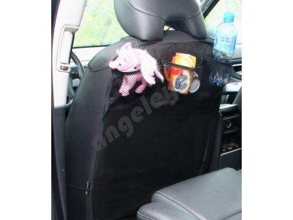 Ochrana sedadla s úložným priestorom