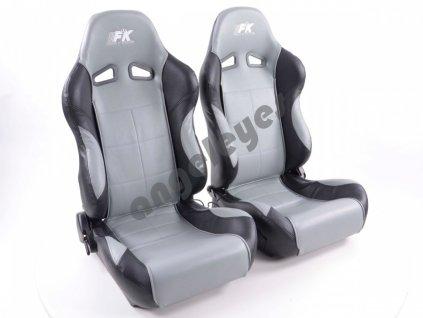 Športové sedačky FK typ Comfort