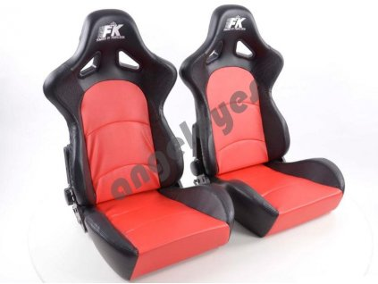 Športové sedačky FK typ Control