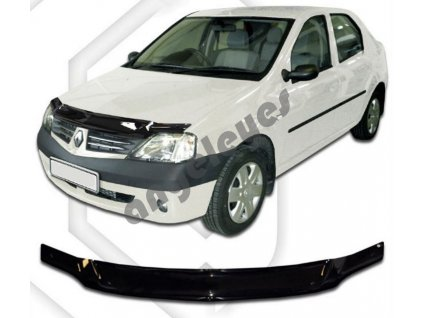 Deflektor prednej kapoty pre Dacia Logan